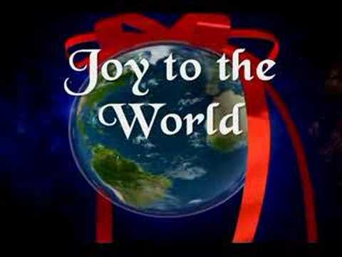 Song lyrics to Joy to the World by Isaac Watts